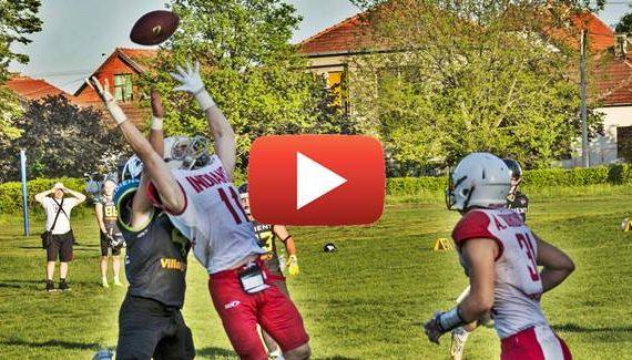 (Video) Meridian Indians vs Kragujevac Wild Boars