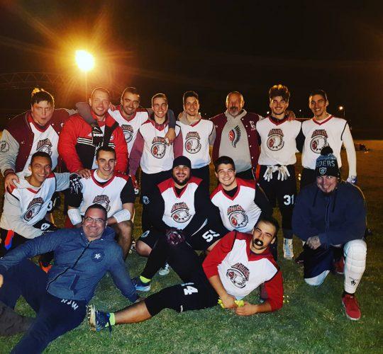 Meridian Indians – Šampioni Seniorske Fleg Lige Srbije 2019